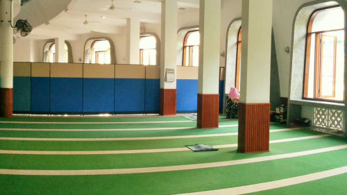 Comment: Mosque, story of my country