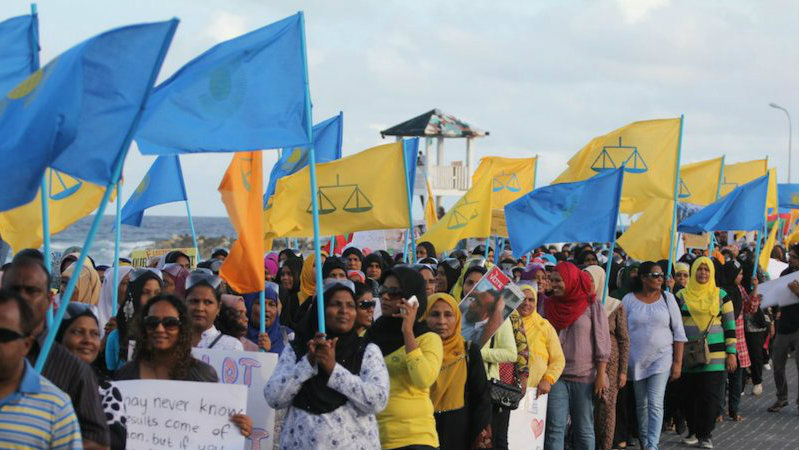 President requests Majlis counsel on leaving Commonwealth