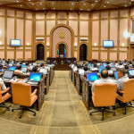 Majlis shutdown to 'block changes to new penal code'