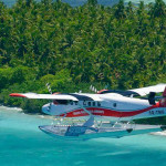Sea plane with tourists crash-lands, all passengers safe