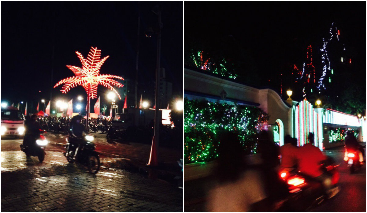 Power shortages may affect plans to light up Malé on Independence Day