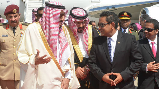 king abdullah a leader of exceptional quality and courage says
